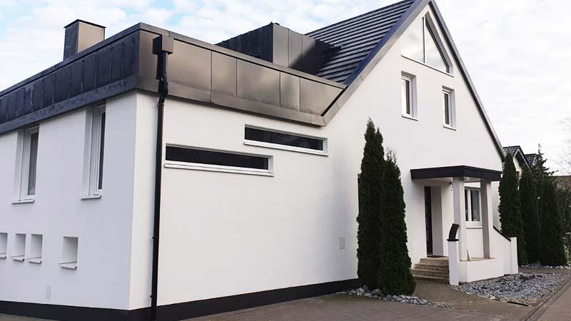 Dachdecker Bolzenius Spenglerarbeiten Dacheindeckung Flachdach Industriedach